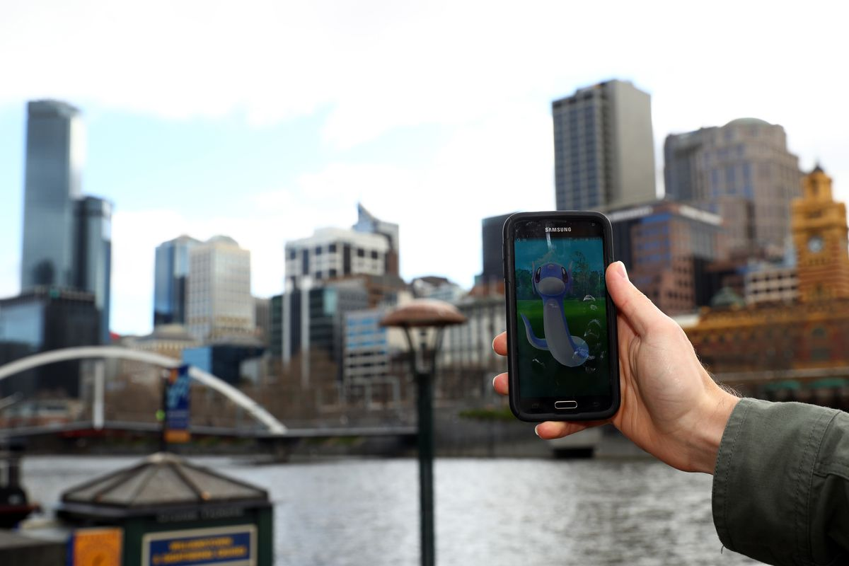 Pokemon GO App Popularity Soars As Australians Join Worldwide Craze
