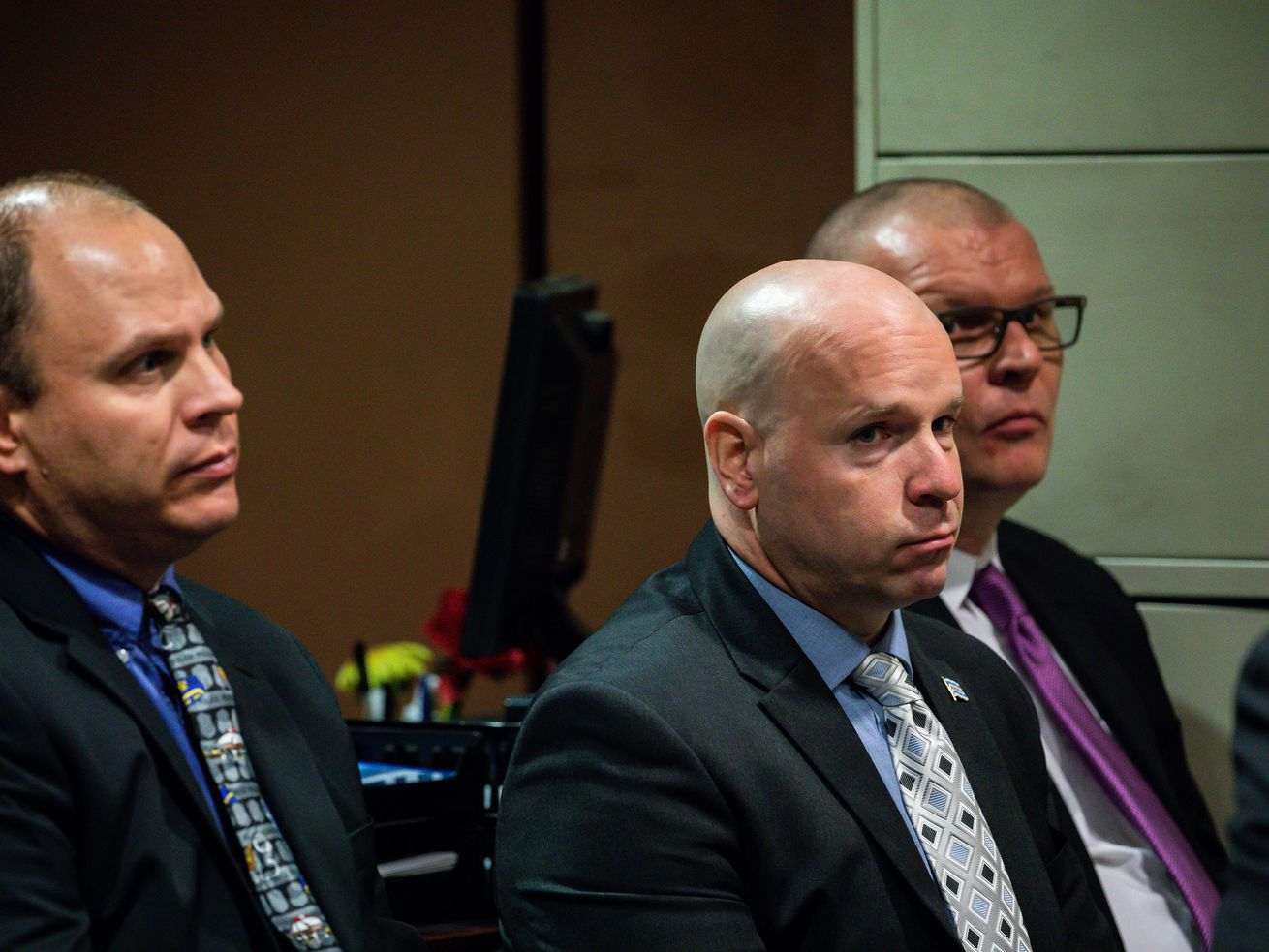 Chicago Police Officer Thomas Gaffney, ex-Officer Joseph Walsh and former Detective David March, were accused of conspiring to cover up the 2014 shooting of Laquan McDonald.