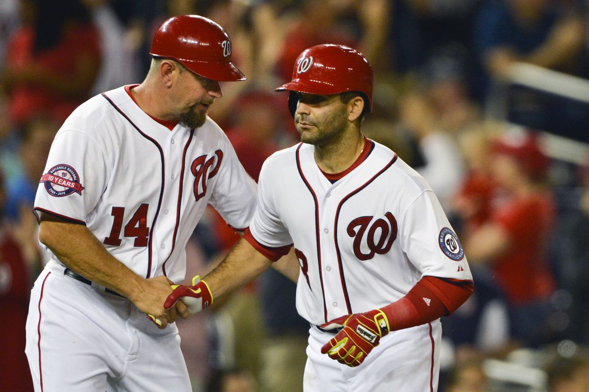 Danny Espinosa has taken advantage of the opportunities he's gotten so far with Anthony Rendon injured.  With Rendon's rehab halted again, the Nats will have more of an opportunity to evaluate if his improvements are for real.