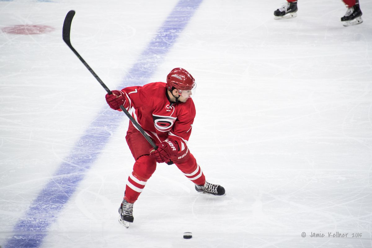 Ryan Murphy and four other RFAs signed new deals with the Canes on Thursday.