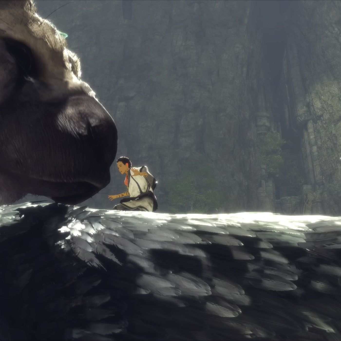 The Last Guardian contains a beautiful lesson about animals