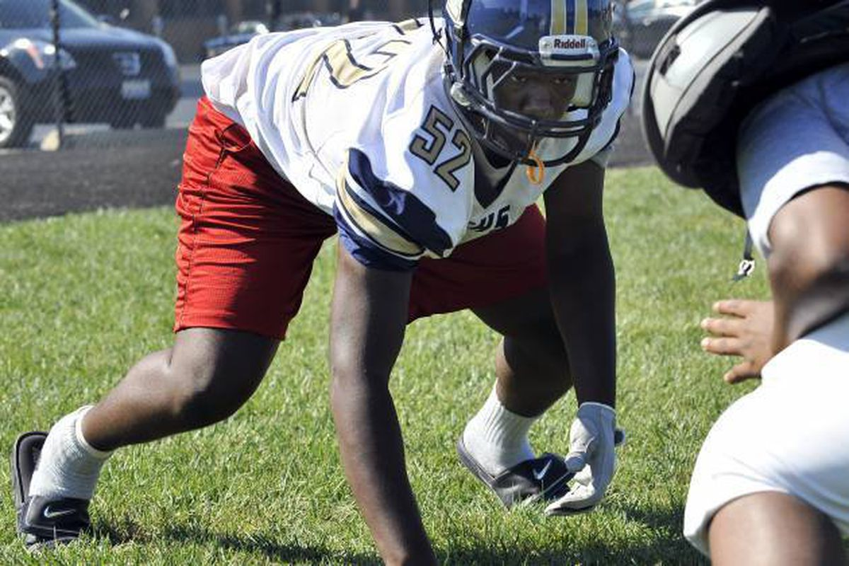Foreman finds a football star - Chicago Sun-Times