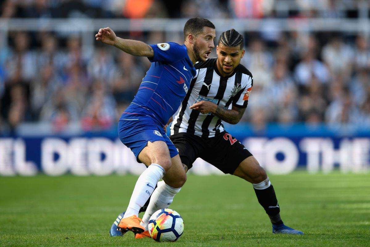 Newcastle United Chelsea Premier League Match Report We Ain t Got No History