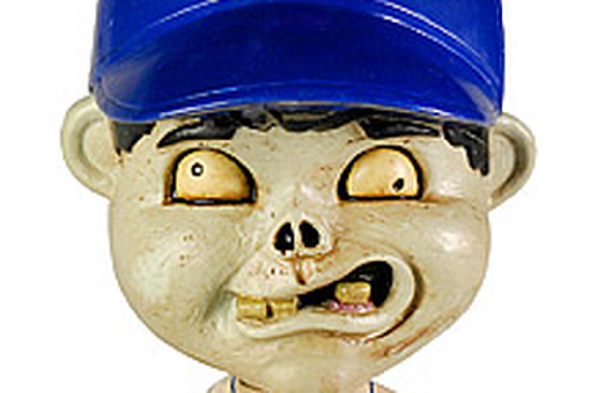 The Cubs Gear House of Horrors - Bleed Cubbie Blue