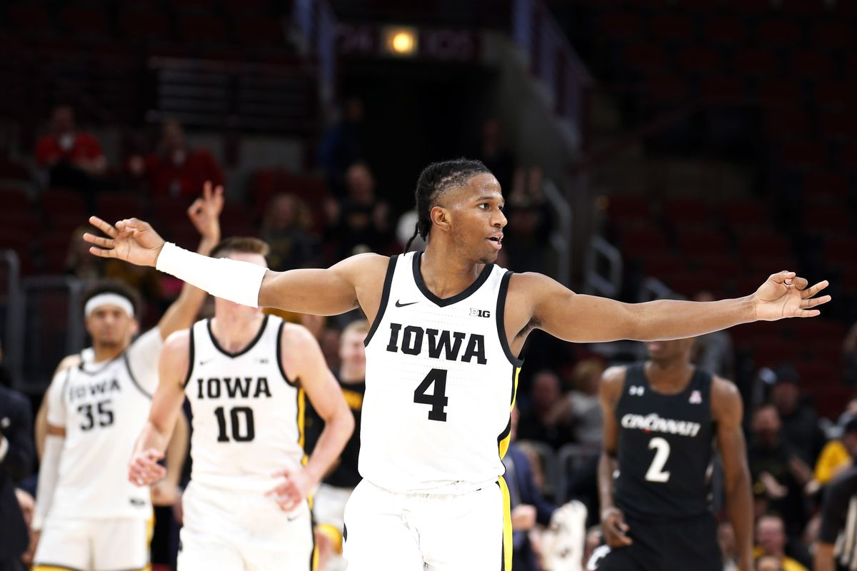 Iowa Basketball Ranked No 25 In Latest Ap Poll Black