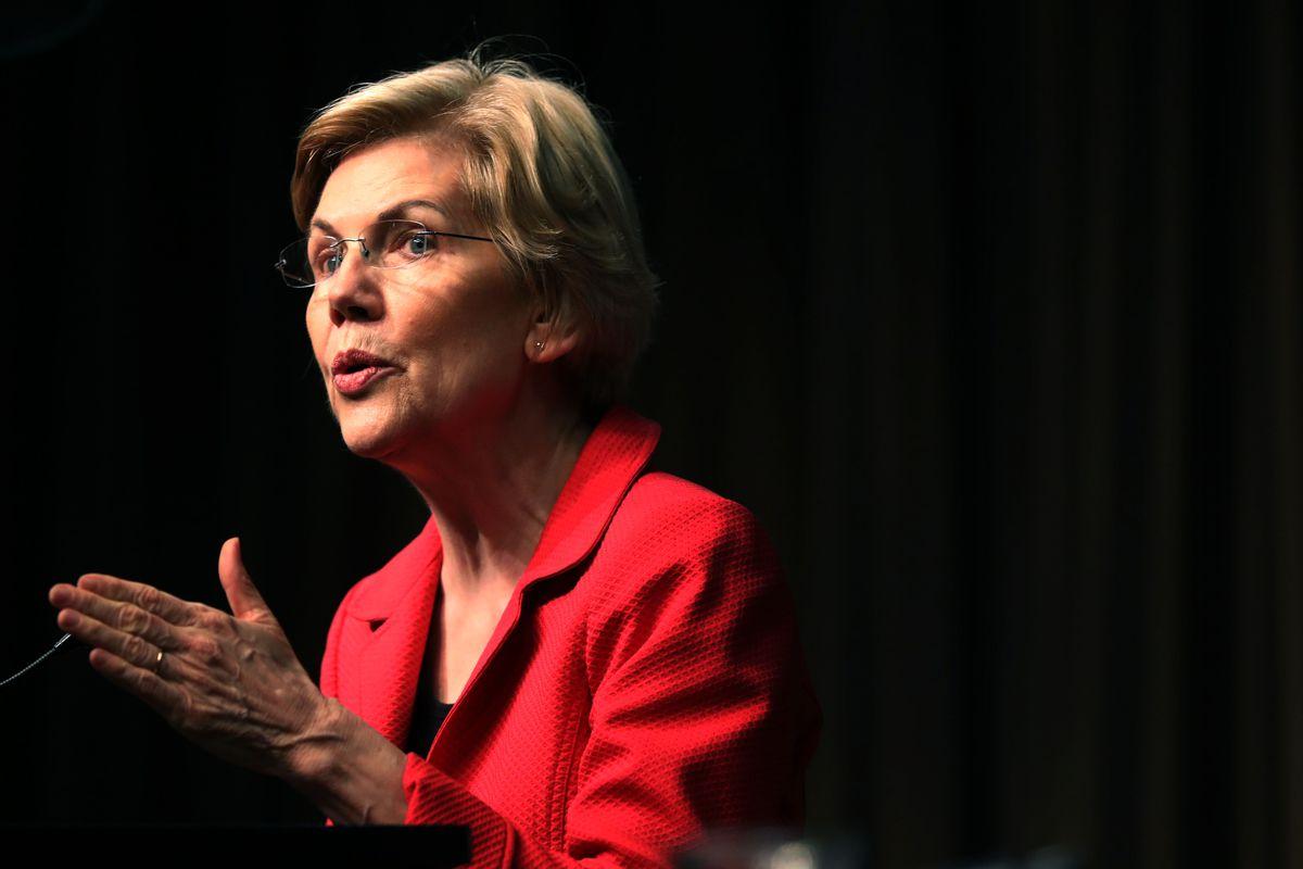 Debt-free college: Elizabeth Warren has the biggest free
