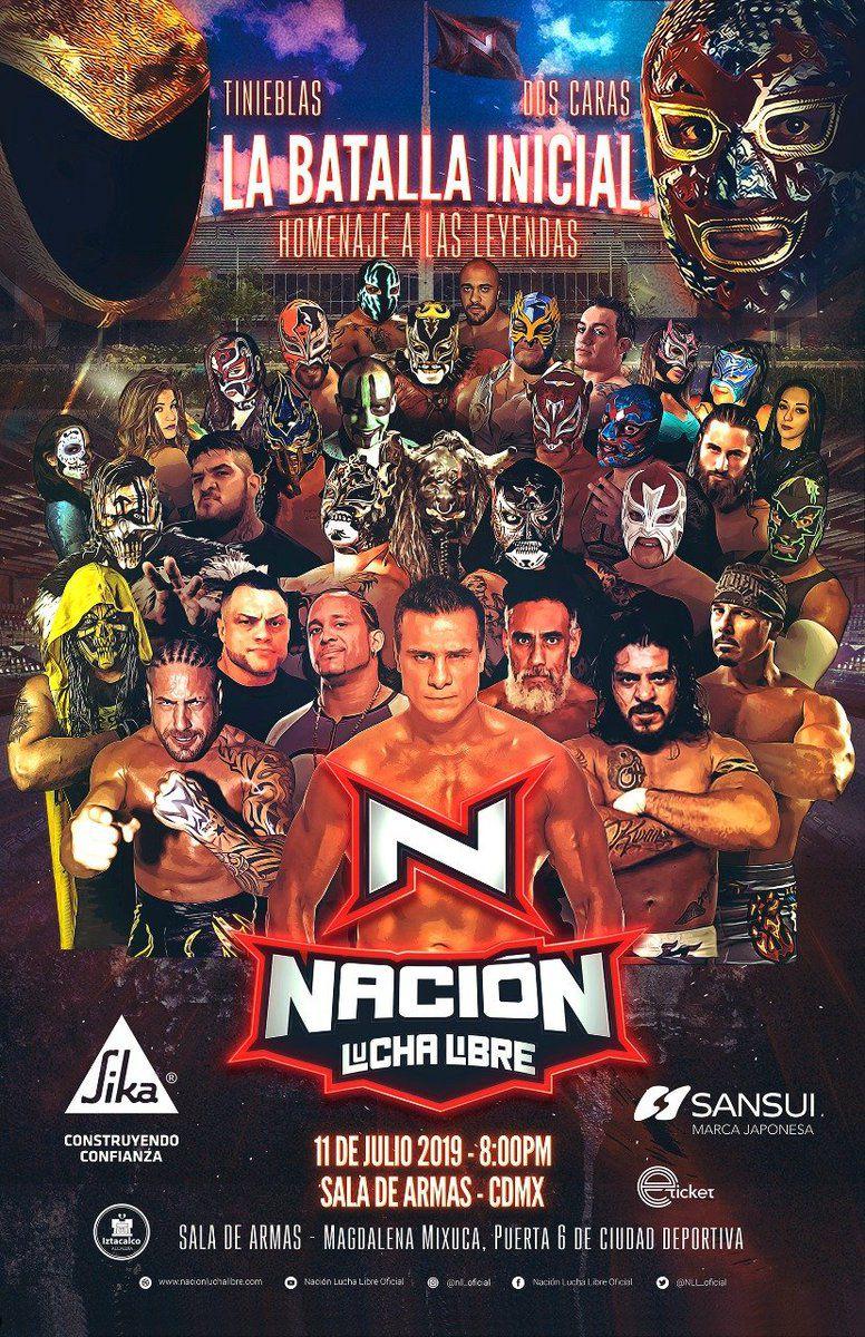 Alberto El Patron & Chavo Guerrero start new promotion with