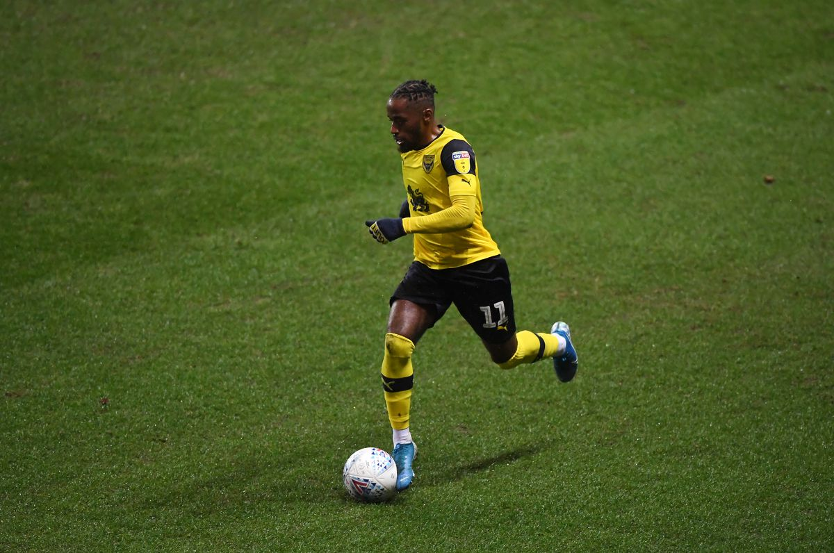 Oxford United v Ipswich Town - Sky Bet League One