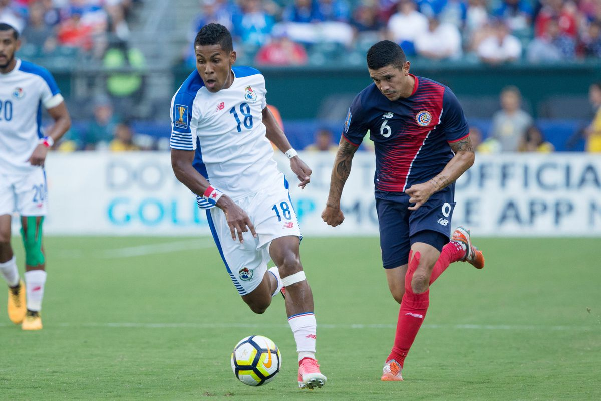 Soccer: 2017 CONCACAF Gold Cup-Costa Rica at Panama
