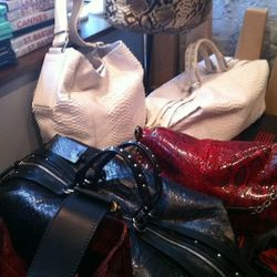 The neglected bags