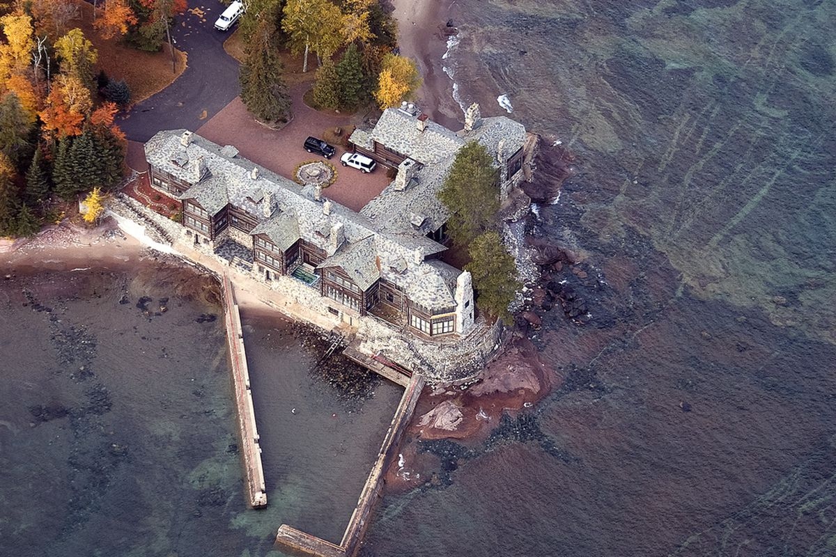 The most expensive house in michigan wants 40 million for Most expensive house in michigan