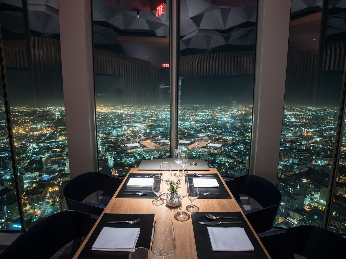20 Restaurants With Amazing Views In Los Angeles Eater La