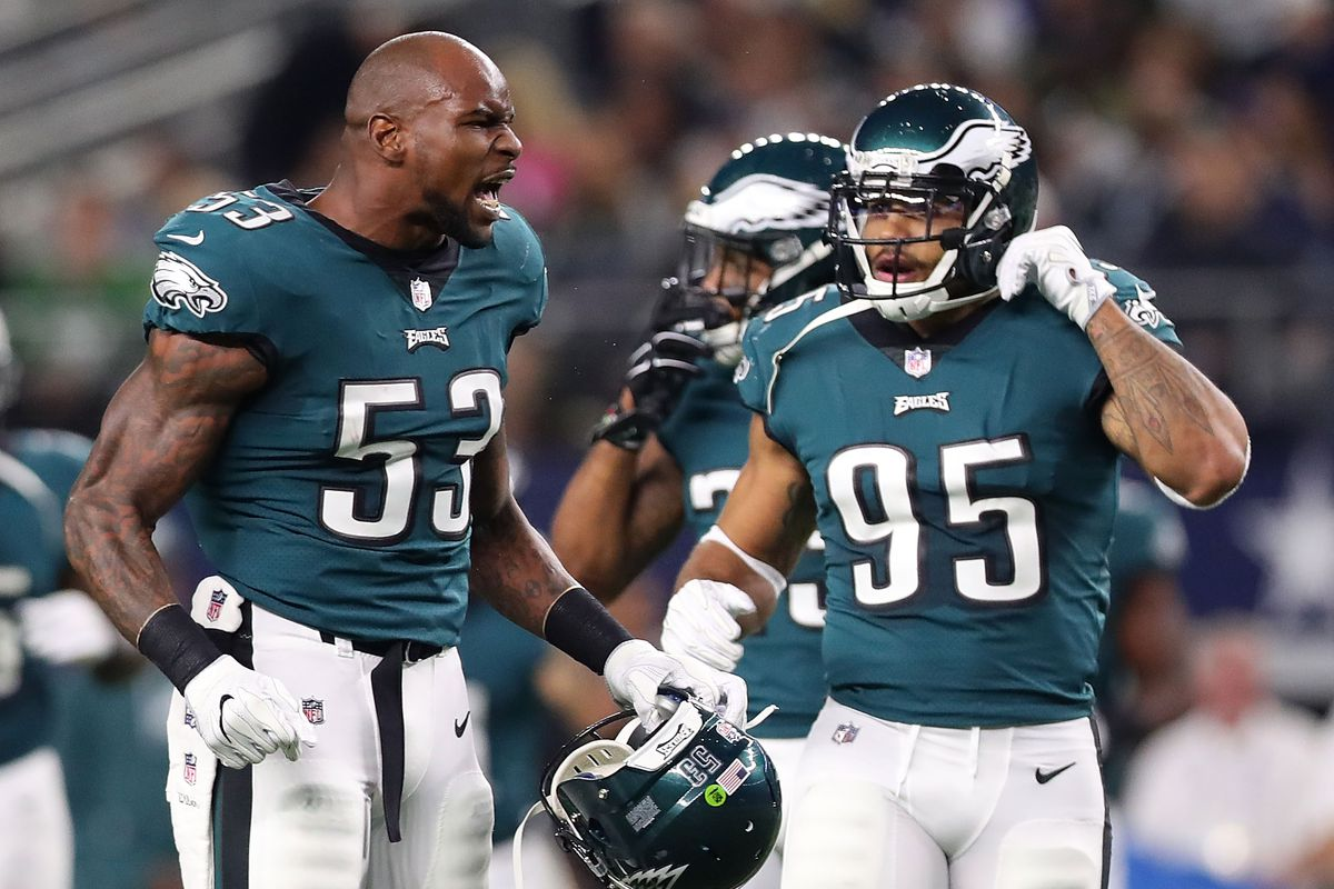 713a9e0af0e NFL Free Agency Recap: Eagles signings, trades, cuts, and players left  unsigned