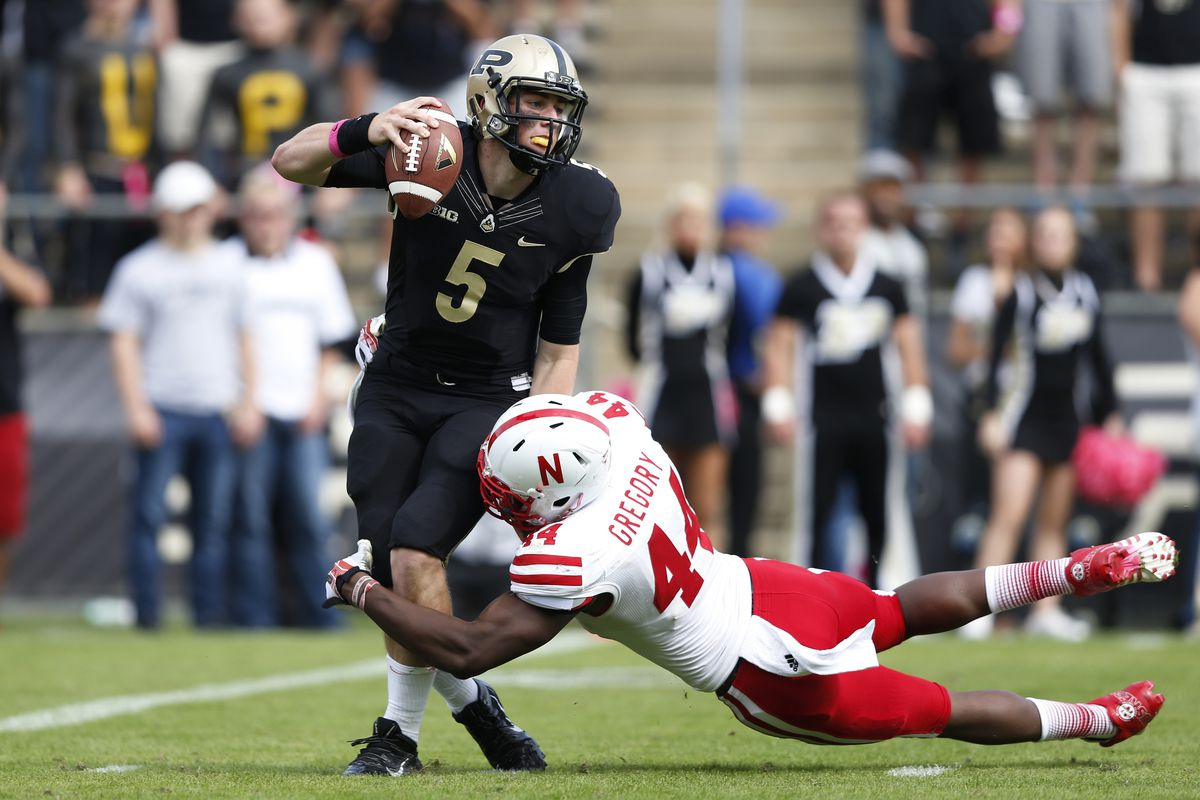 Nebraska defensive end randy gregory named to lombardi award watch the gregory in action joe robbins altavistaventures Images