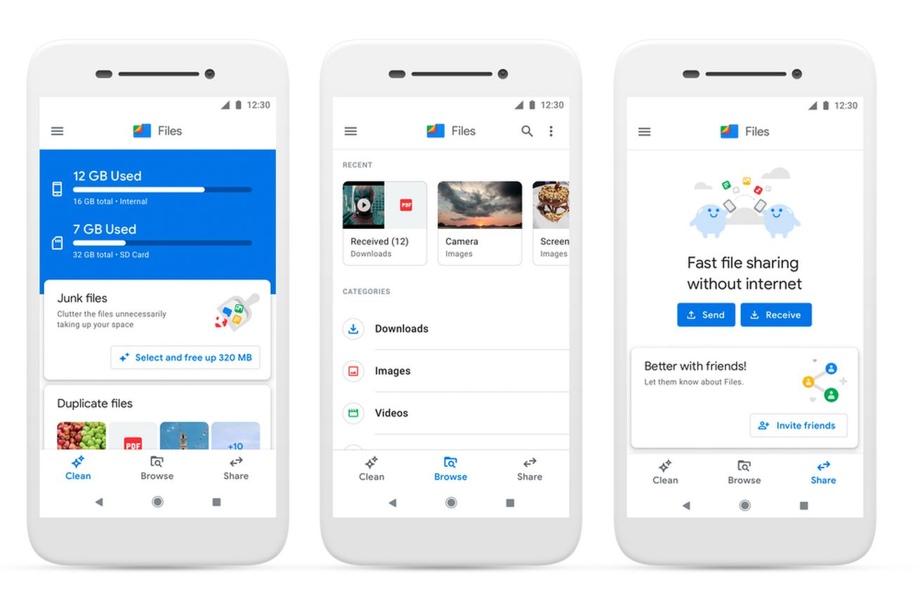 google s files go hits 30 million users and is getting a new name