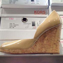 Michael Kors wedges, $79.50