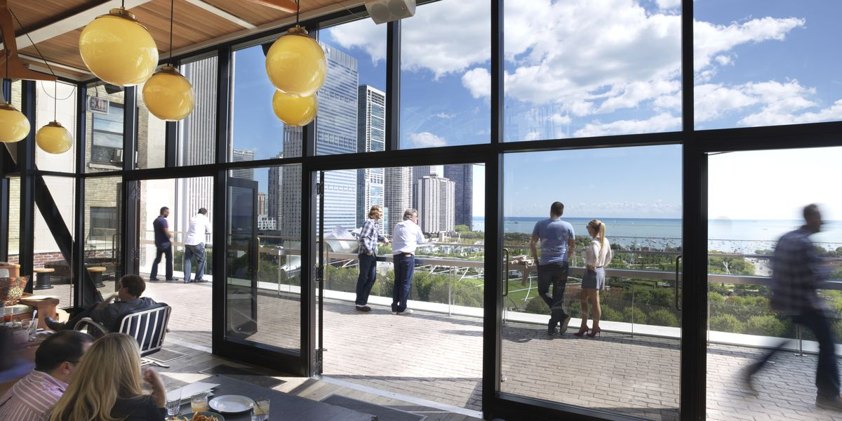 20 Chicago Restaurants With Killer Views of the Windy City - Eater