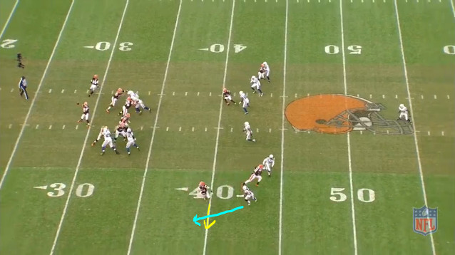 Week 14 Offense (14) - Jumping the Route