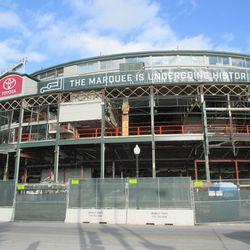 Dec 1: Main gate -