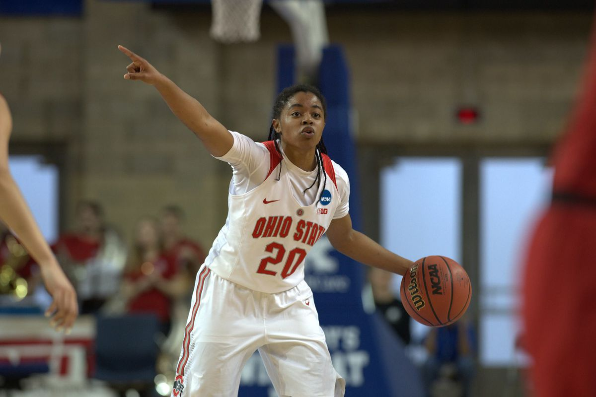 Ncaa Womens Basketball Tournament 2017 Final Score Ohio State Advances To Sweet 16 With 82-68
