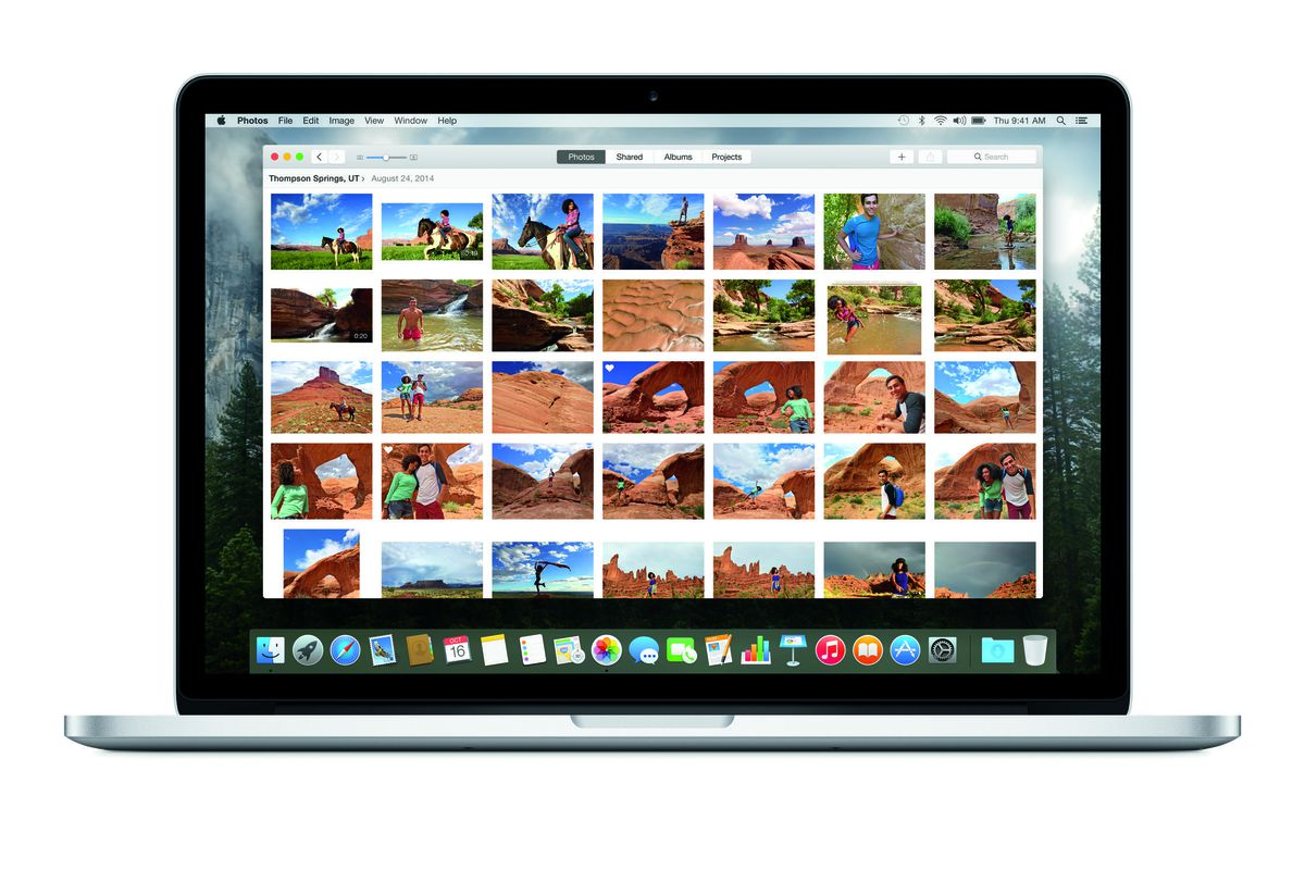 download latest version of iphoto for mac