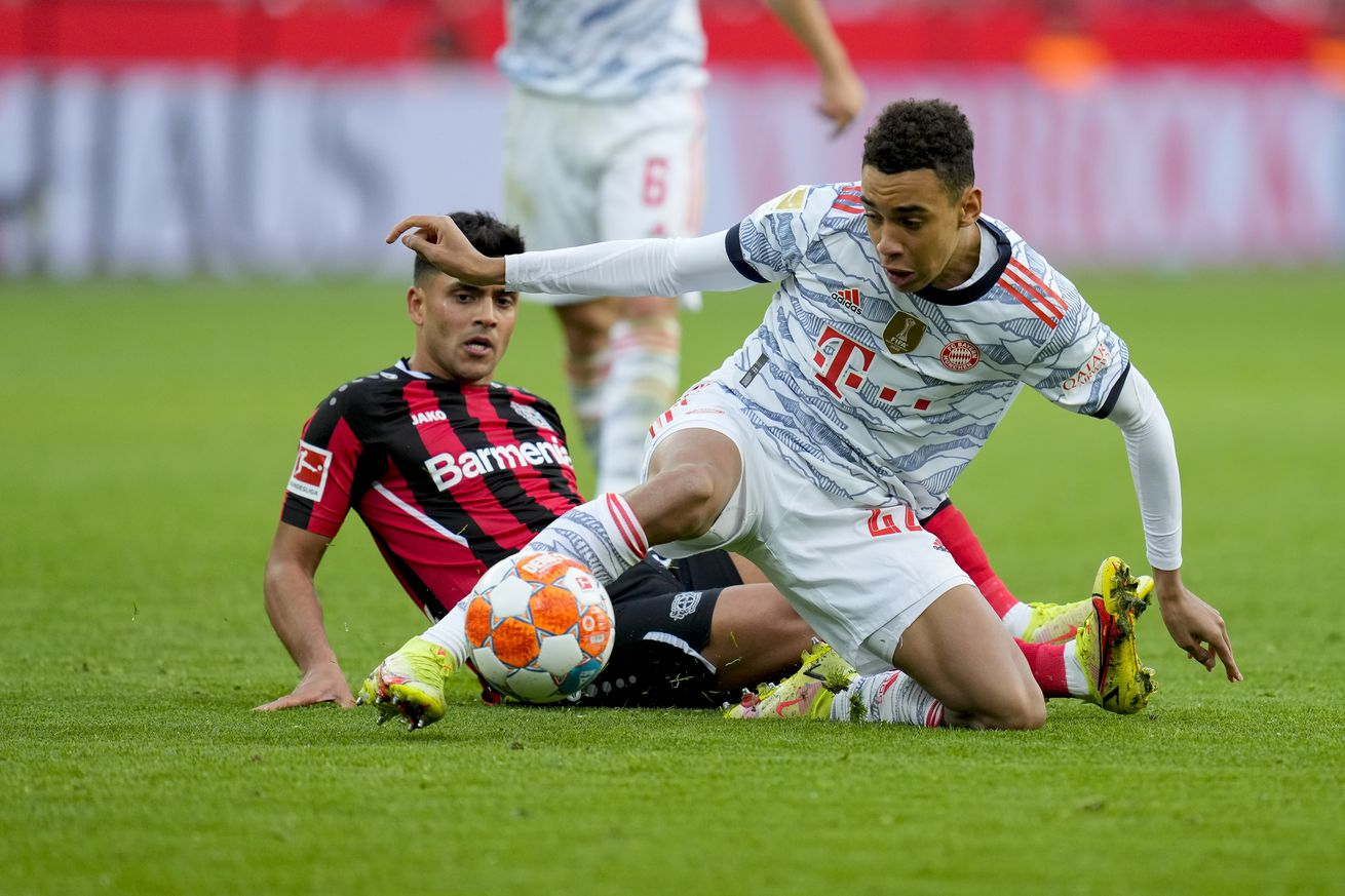 Top 20 finalists for the Golden Boy Award revealed as Bayern Munich?s Jamal Musiala gets a nod