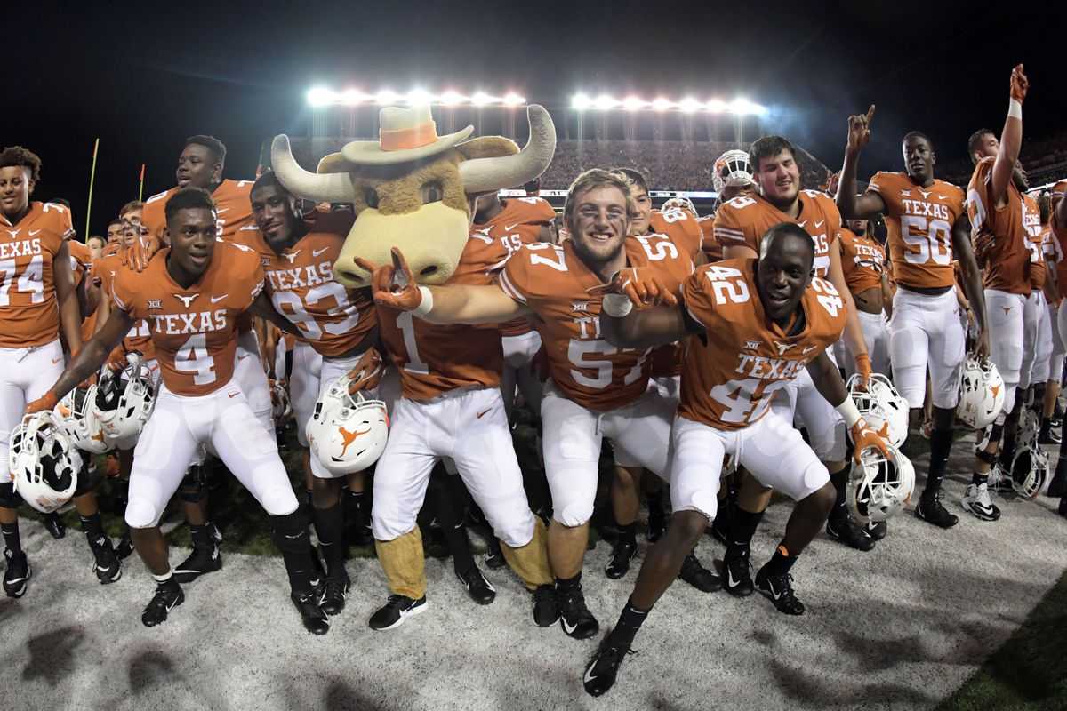 Image result for texas longhorns