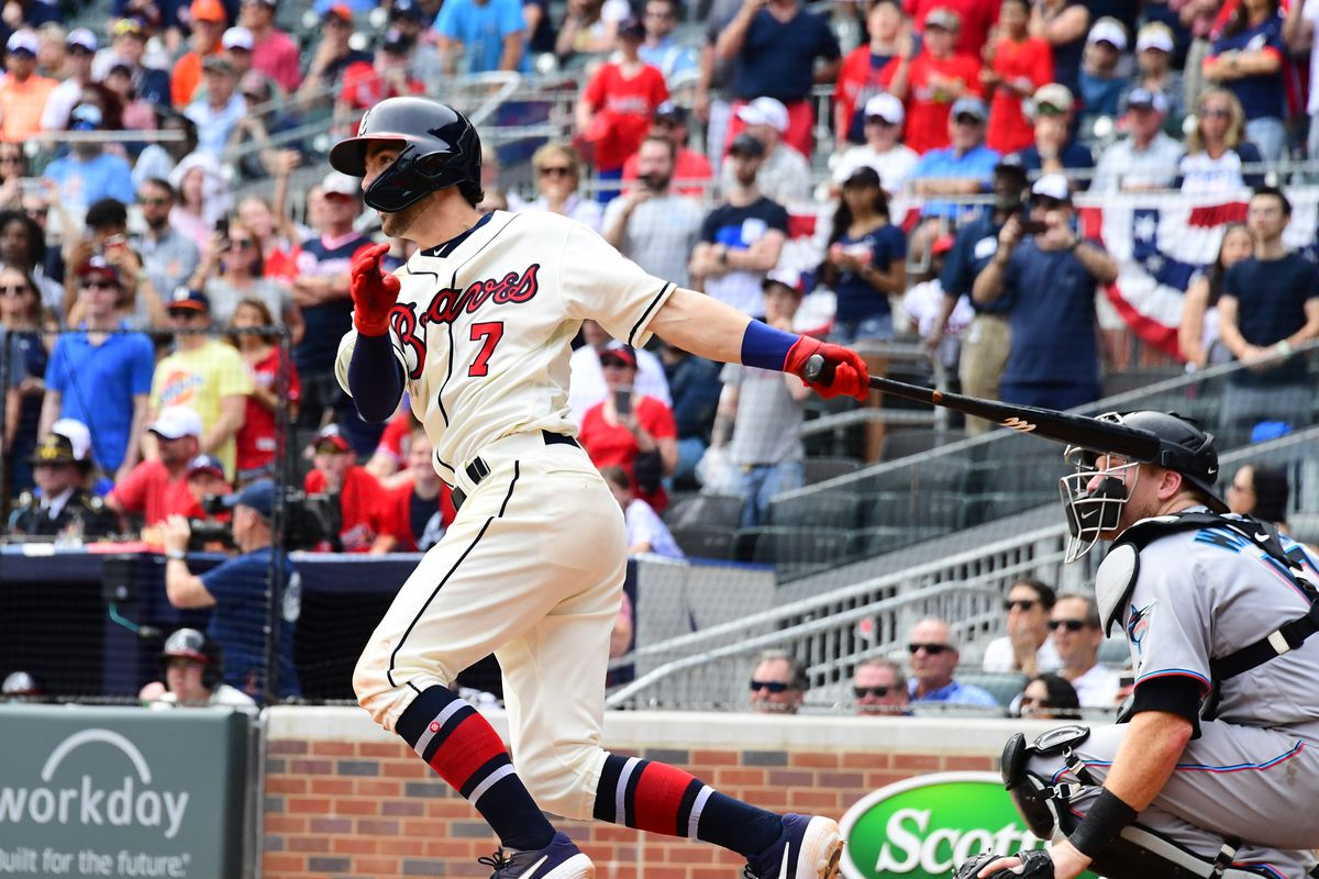 Atlanta Braves Head West For Some Mile High Shenanigans Against Colorado Rockies Talking Chop