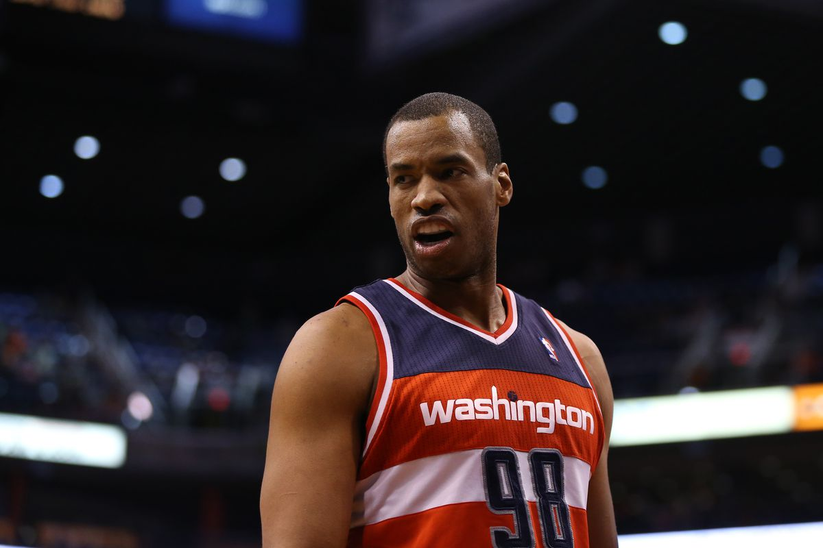 Washington Wizards center Jason Collins is the first active NBA player or any player in the Big Four leagues to be openly gay.