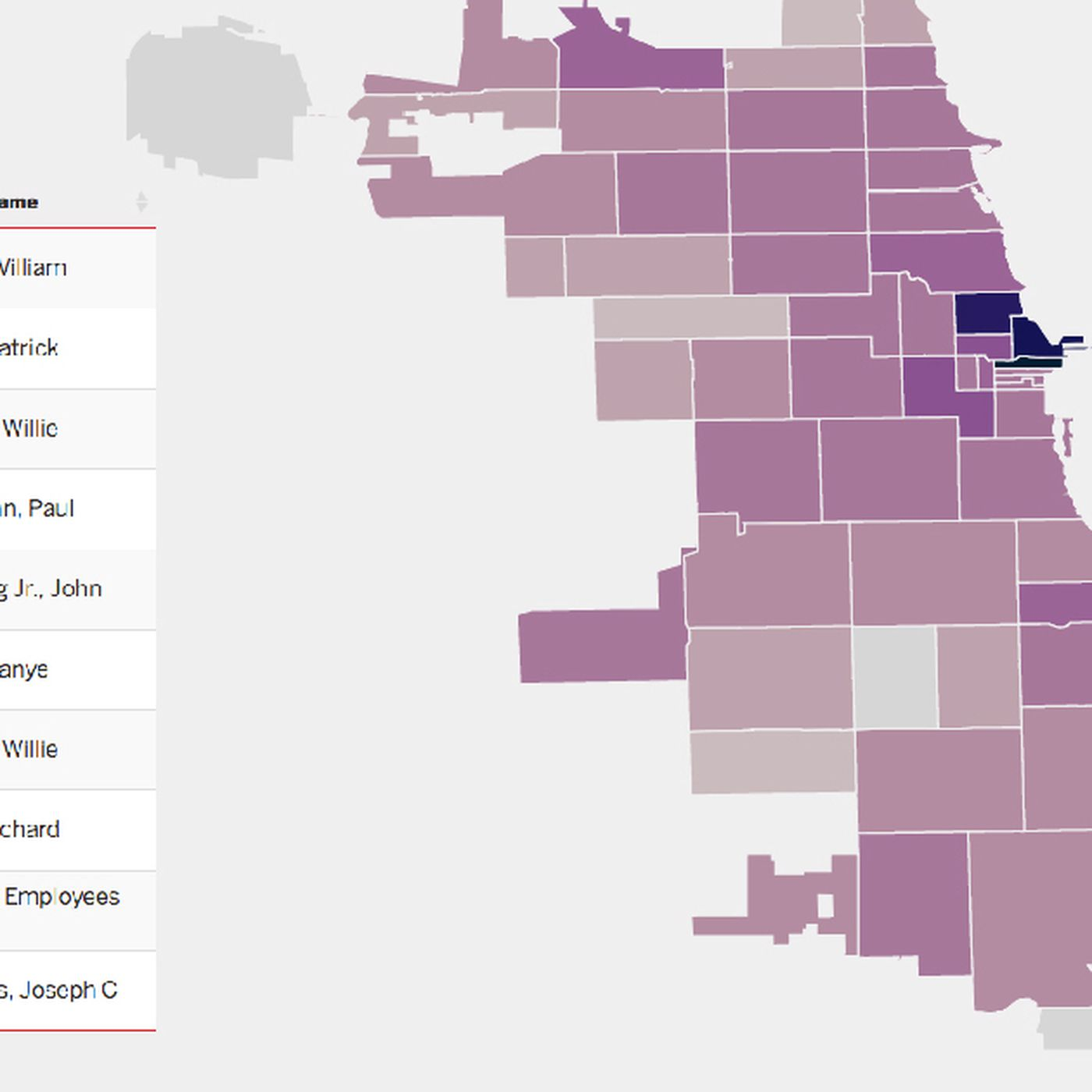 Chicago mayoral money-tracker: Who's getting how much in