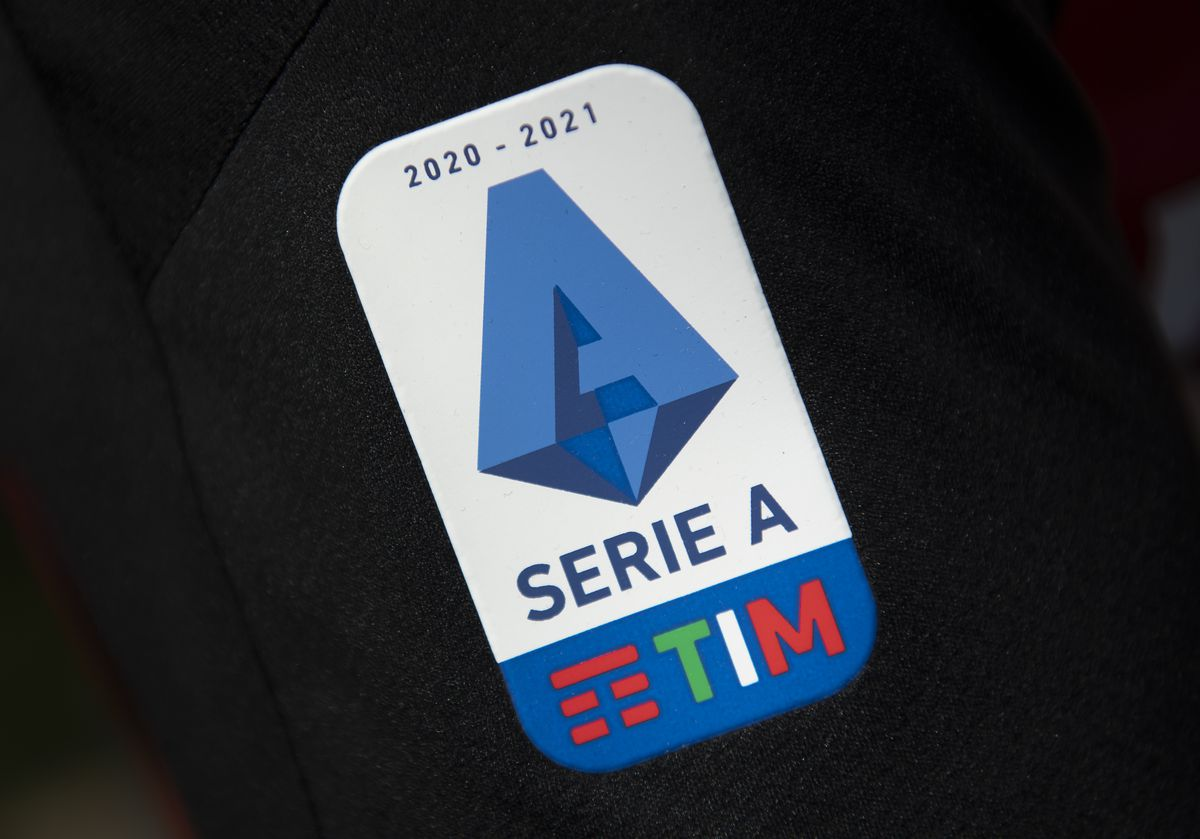 The Serie A Logo