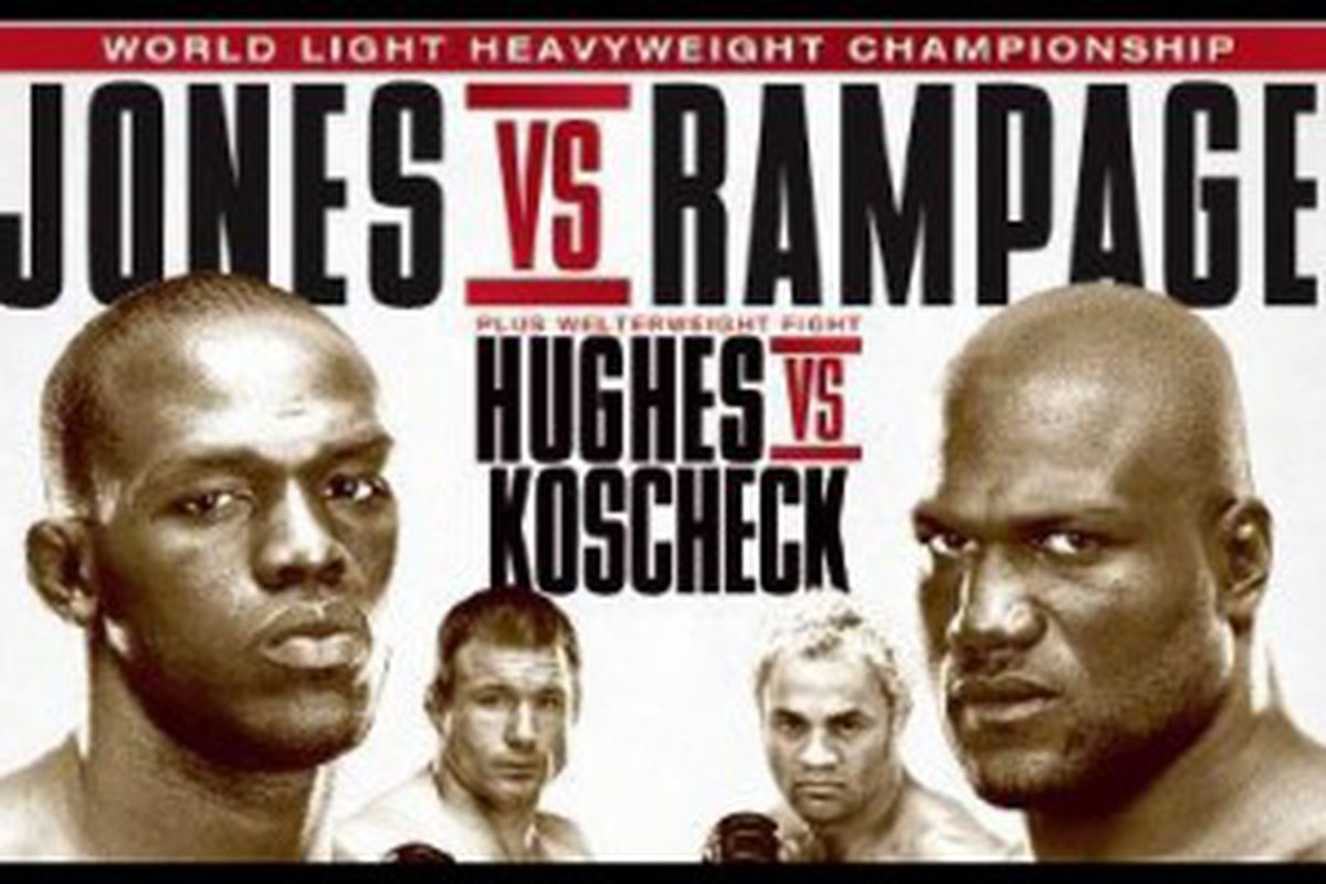 UFC 135 Preview: Bloody Elbow ...