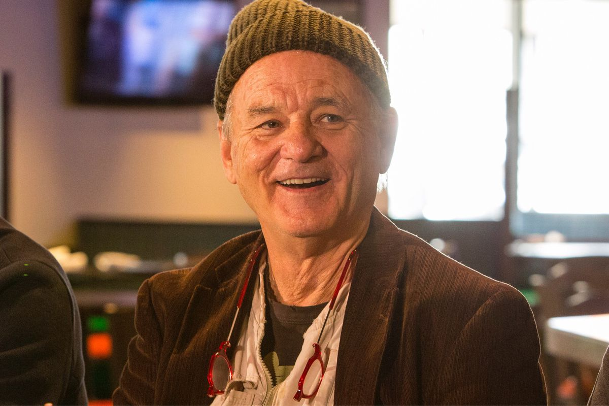 9075a71dfeffd Actor Bill Murray Touts His Restaurant s Bacon as  Caddyshack -Themed Spot  Opens