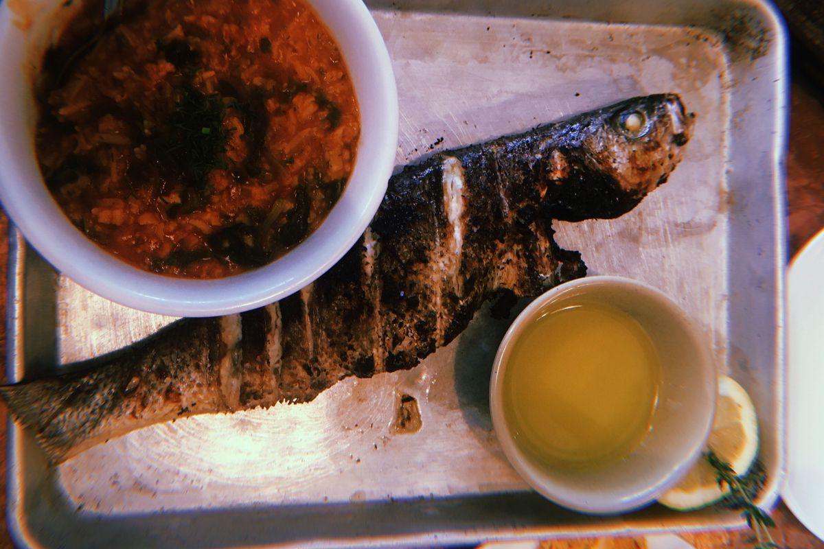 Kiki's fish