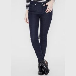 """<strong>BLK DNM</strong> Women's Ocean Blue Jeans 22, <a href=""""https://shopacrimony.com/products/blk-dnm-womens-ocean-blue-jeans-22"""">$95</a> (was $190) at Acrimony"""