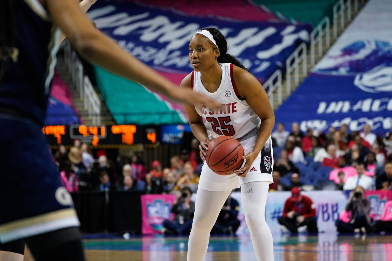 NCAA Womens Basketball: ACC Tournament - N.C. State vs Georgia Tech