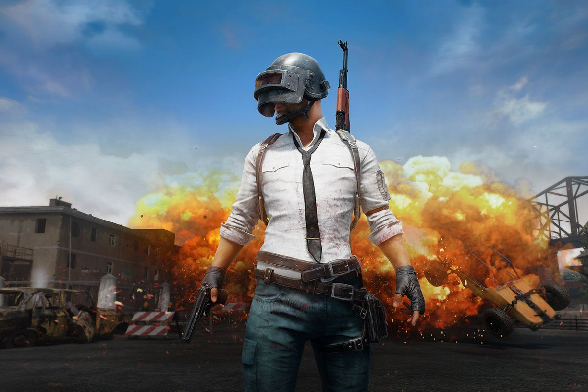 The Mobile Version Of Playerunknowns Battlegrounds The One Developed By Tencent Games And Previously Released As Pubg Exhilarating Battlefield In China
