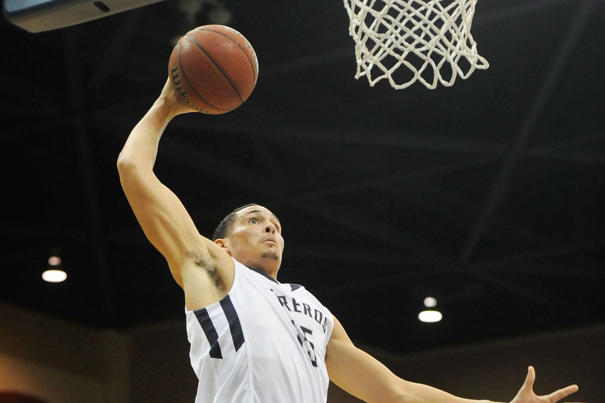 Thomas Jacobs scored 19 in the first meeting with the Cougars.