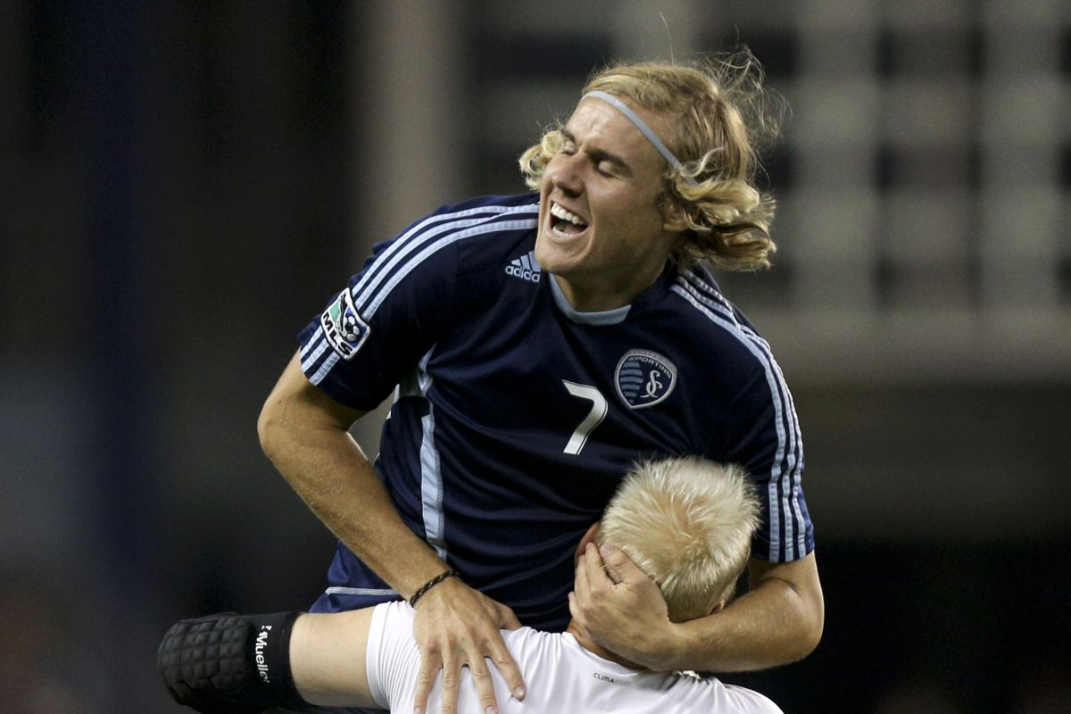 Chance Myers developed into a starting player for Sporting Kansas City through the MLS Reserve League.