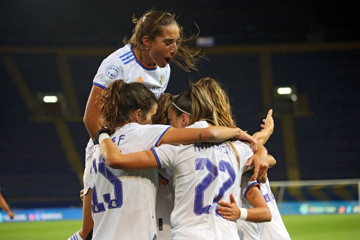 FC Real Madrid beats FC Zhytlobud-1 - 1:0