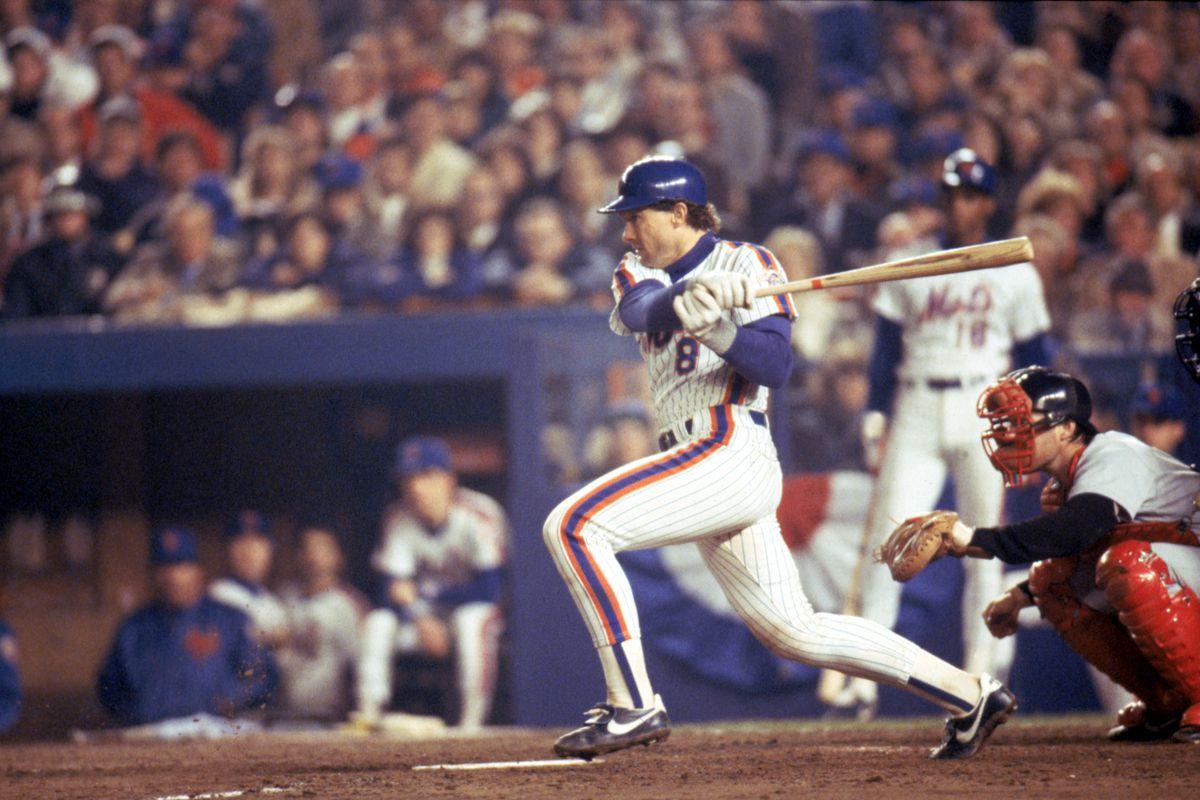 1986 World Series:  Boston Red Sox v New York Mets
