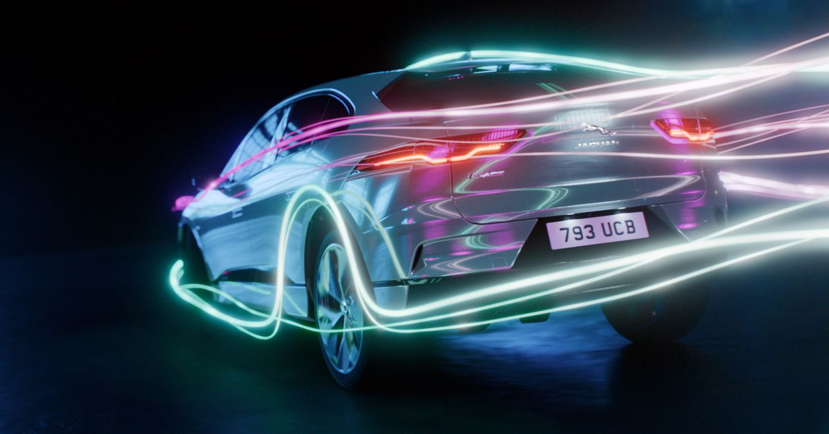Jaguar's next EV will be an electric XJ sedan