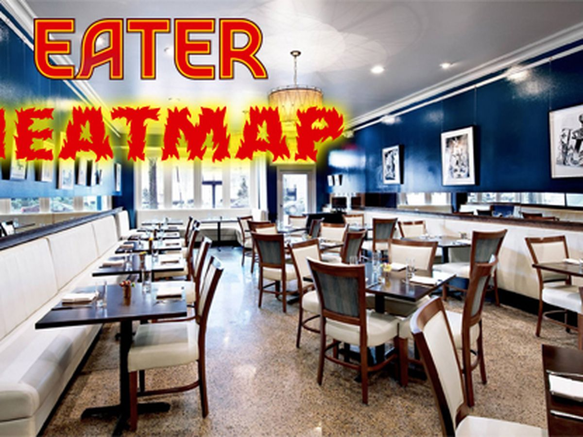 The Eater Charlotte Heatmap Where To Eat Right Now Eater