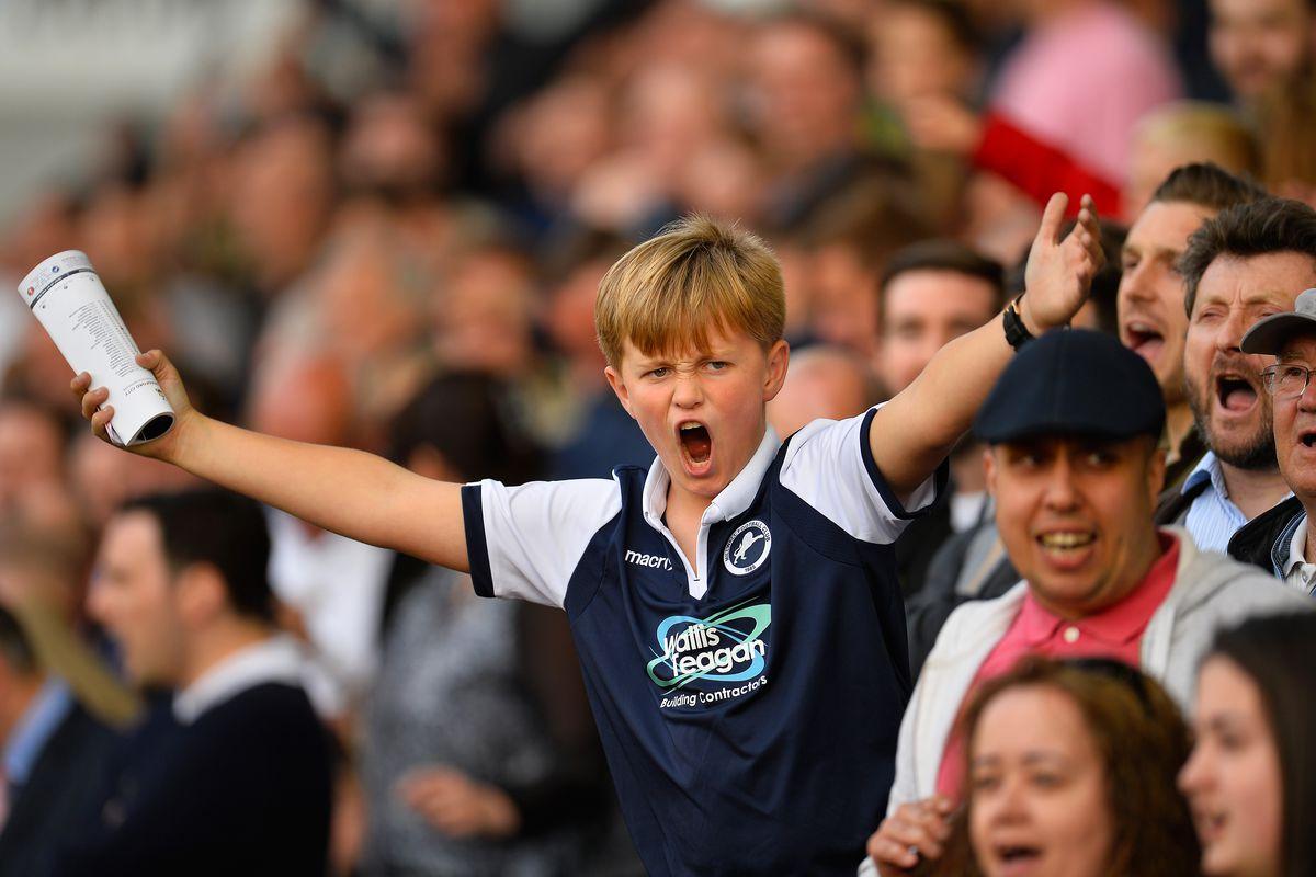 Millwall v Bradford City - Sky Bet League One Play Off: Second Leg