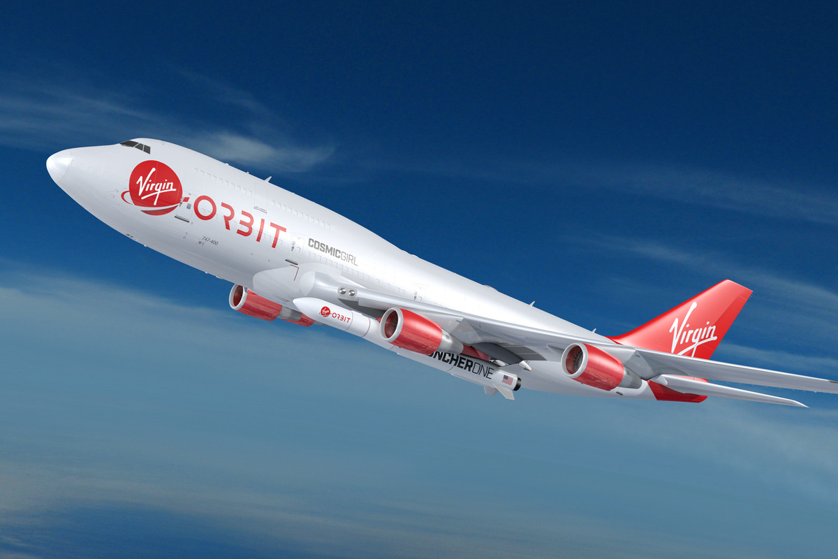 Virgin Orbit plans future rocket launches from the UK ...