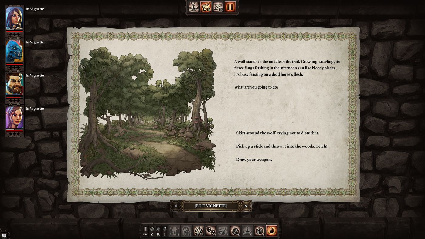 Divinity: Original Sin 2's Game Master Mode replicates