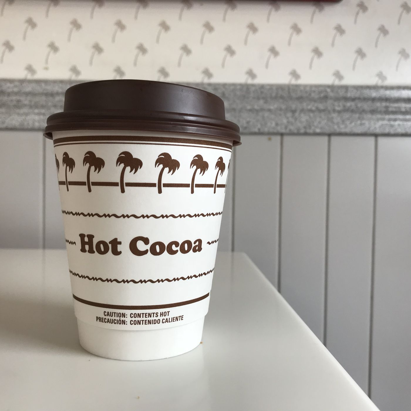 In N Out Has Added Hot Cocoa To Its Menu Eater