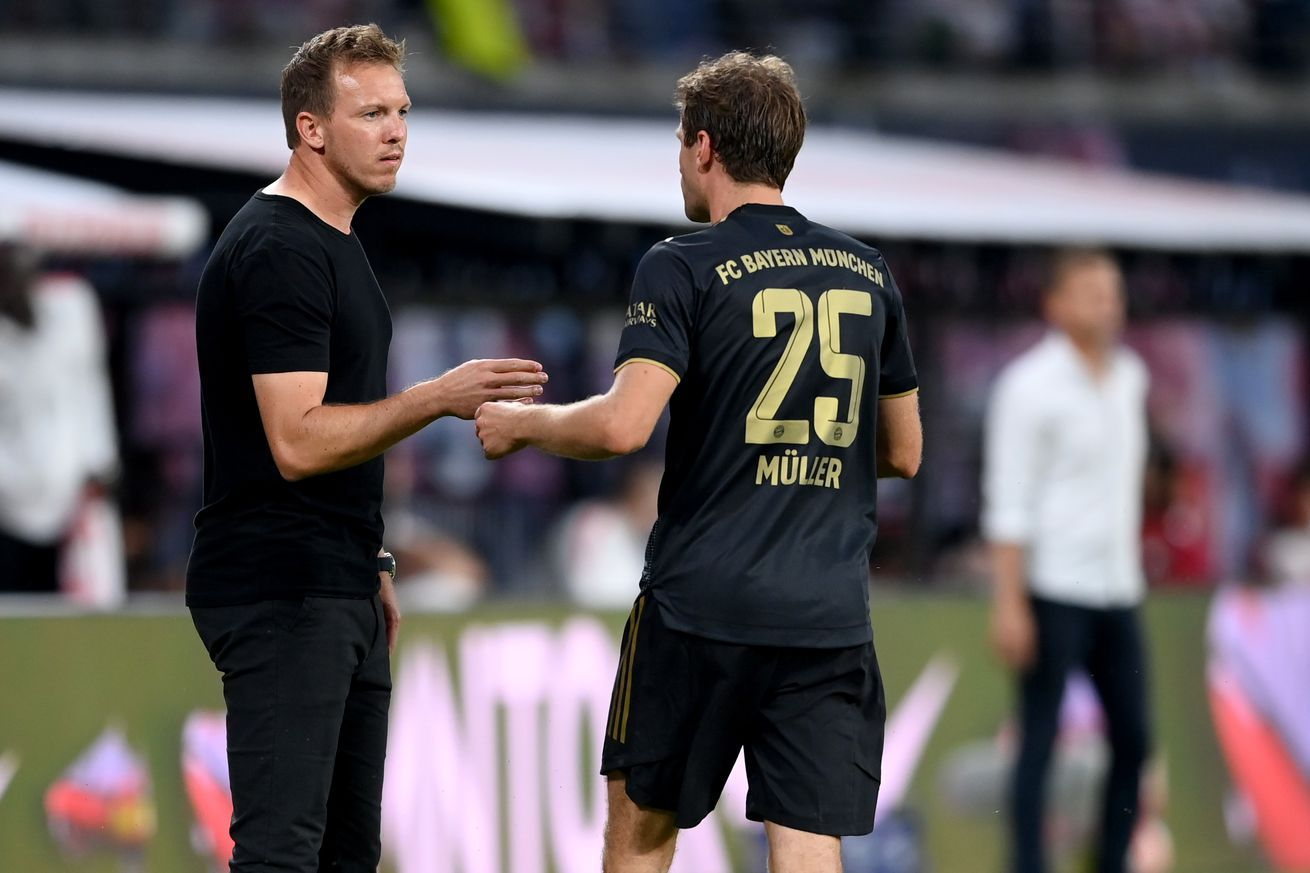 Nagelsmann?s Bayern is scary in its simplicity
