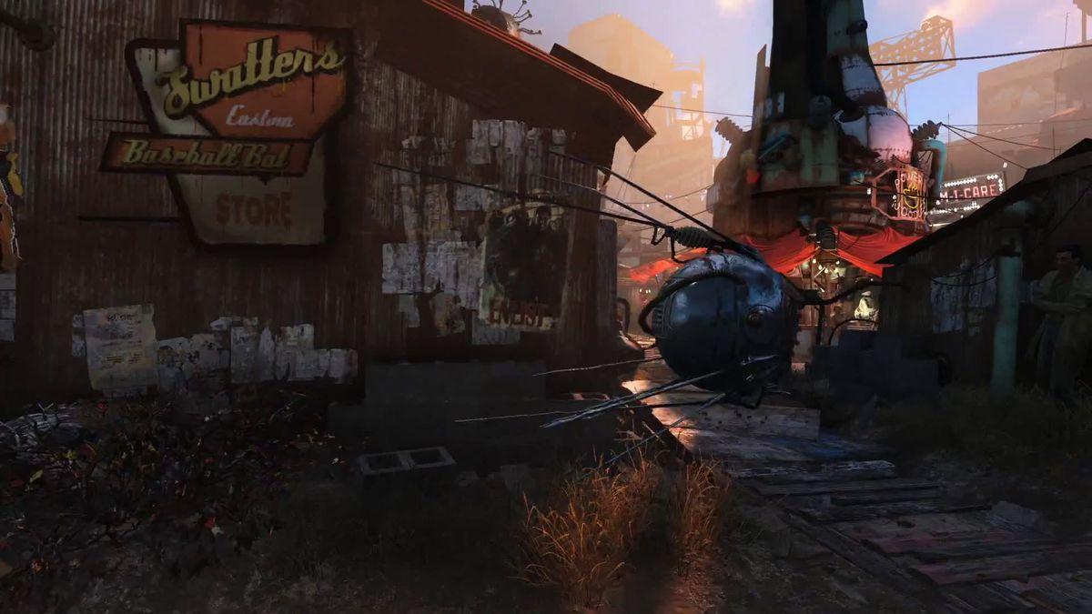 Fallout 4 - Enclave eyebot screencap 1920