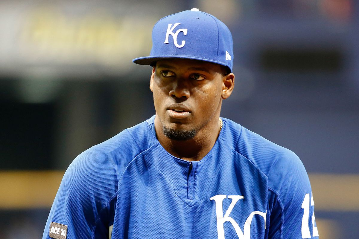 Royals option struggling outfielder Soler to Triple-A Omaha